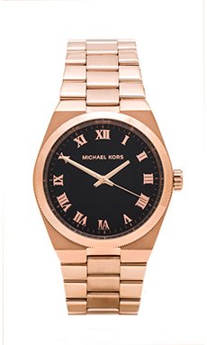 Michael Kors Smythe in Rose Gold