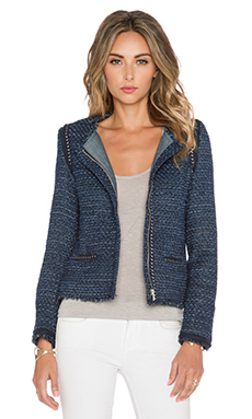 MKT studio Vipirili Jacket in Marine