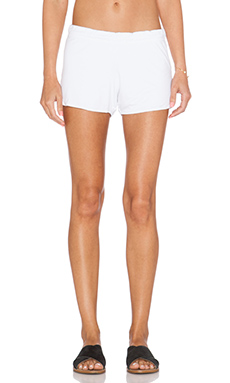 Michael Lauren Jude Short in White