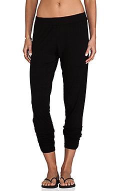 Michael Lauren Pablo Sweatpant in Black