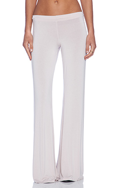 Michael Lauren Derby Pant in Pink Ivory