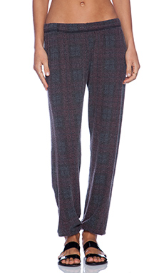 Michael Lauren George Pant in Plaid