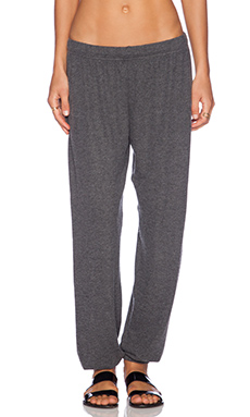 Michael Lauren George Sweatpant in Black