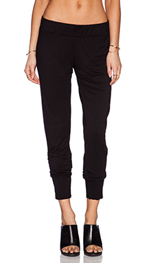 Michael Lauren Peter Pant in Black