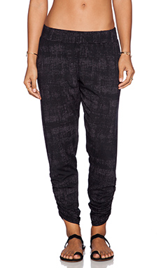 Michael Lauren Pablo Pant in Black Pixel