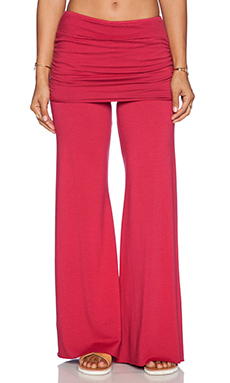 Michael Lauren Bell Pant in Brick