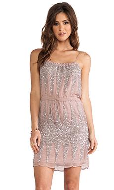 MLV Bridget Beaded Cami Dress in Rusty Love