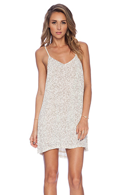 MLV Carmen Sequin Dress in Ivory