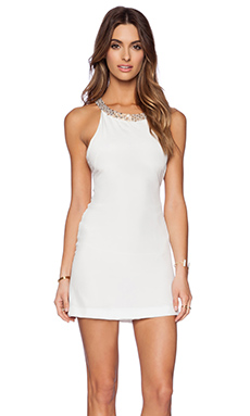 MLV Blair Embellished Dress in Ivory
