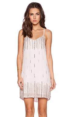 MLV Anouk Sequin Dress in Blush