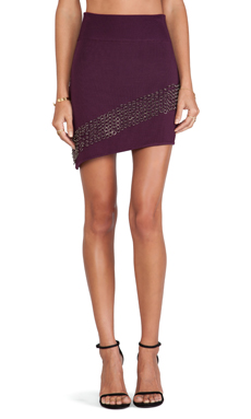 MLV Caroline Skirt in Purple