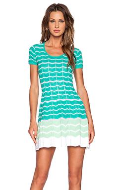 M Missoni Zig Zag Mini Dress