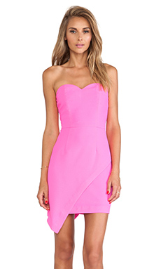 Minty Meets Munt Celine Dress in Pink