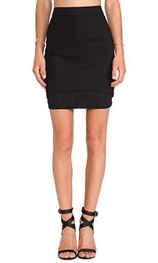 Minty Meets Munt Azelia Skirt in Black