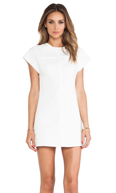 Motel Vermont Dress in Ivory