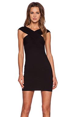 Motel Miranda Dress in Black