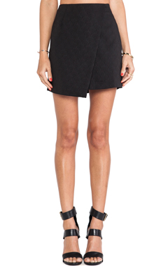 Motel Missouri Skirt in Black