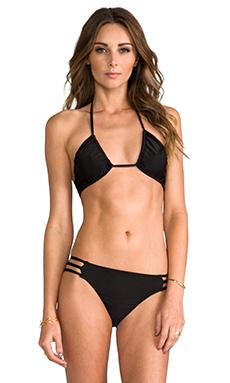 Motel Milk Shake Bikini in Black
