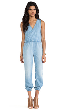 MOTHER The Jumpsuit in Sweep Me Off My Feet