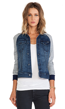 MOTHER The Sporty Bully Jacket in Eye Candy