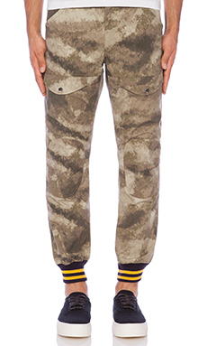 Mark McNairy New Amsterdam Combat Higgins Pant in Desert