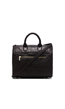 MR. Warner Satchel in Jett