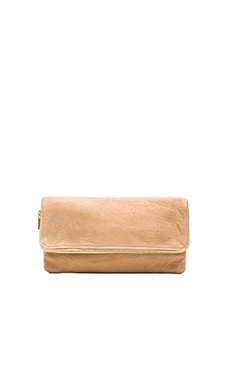 MR. Edwards Clutch in Rose