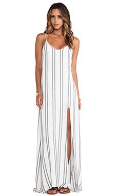 Myne Canyon Maxi Dress in Yacht