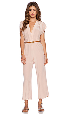 Myne Heidi Jumpsuit in Blush