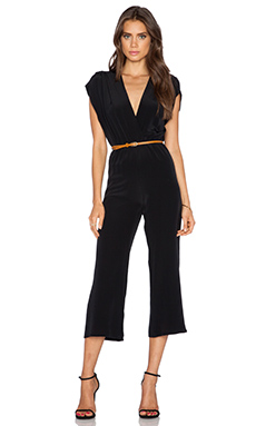 Myne Heidi Jumpsuit in Black