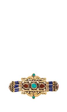 Natalie B Jewelry Navajo Bracelet in Multi
