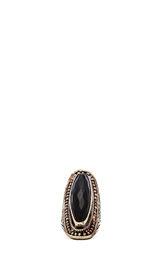 Natalie B Jewelry Dalia Ring in Silver