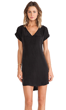 Nation LTD Del Mar Dress in Black
