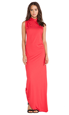 Nation LTD Warwick Dress in Tango Red