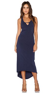 Nation LTD Garden State Triangle Dress in Nation Navy