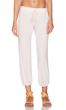 Nation LTD Medora Capri Sweatpant in Potpourri
