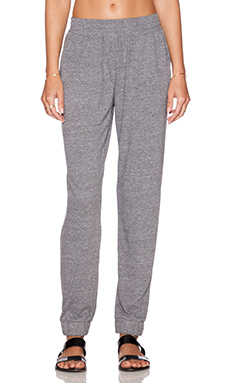 Nation LTD Hillary Pant in Heather Grey