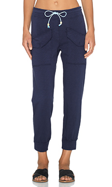 Nation LTD Honolulu Sweatpant in Nation Navy