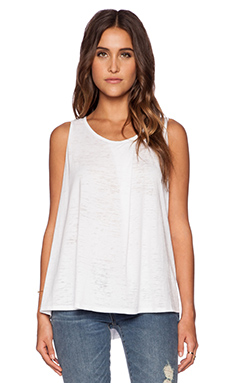 Nation LTD Cleo Tank in White