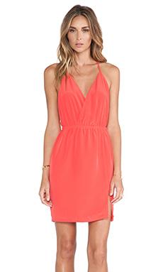 NBD Celebrate Dress in Coral