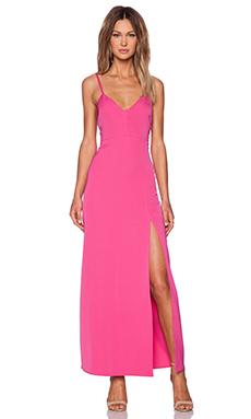 NBD x Naven Twins Honey Maxi Dress in Pink