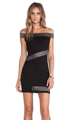 NBD Last Night Dress in Black