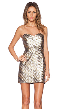 NBD x Naven Twins I Gotta Feeling Dress in Sequin