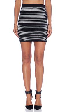 NBD Venus Skirt in Black