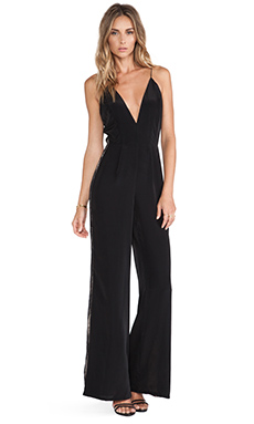 NBD Celebrity Jumpsuit in Black