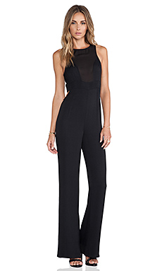 NBD Night and Day Jumpsuit in Black