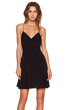 NEUW Aruba Dress in Black Sand