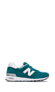 New Balance Made in USA M1300 in Teal & White