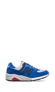 New Balance Elite Edition MRT572 in Blue/Grey