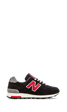 New Balance Made in USA M1400 in Black/Red